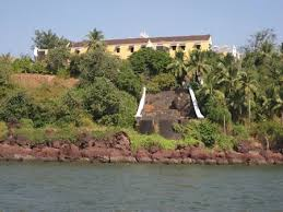 Teracol Fort in Goa