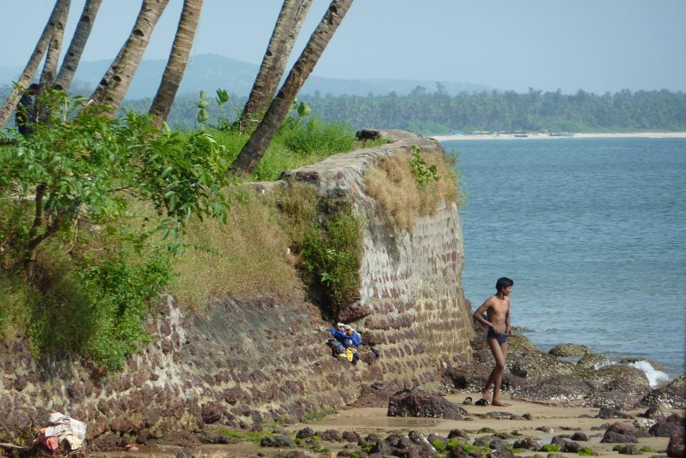 Mormugoa Fort